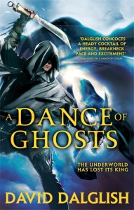 DANCE OF GHOSTS