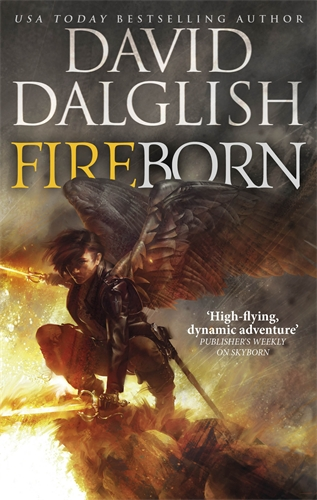 Fireborn by David Dalglish