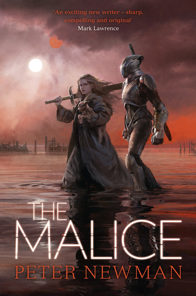 The Malice by Peter Newman