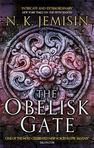 The Obelisk Gate by NK Jemisin