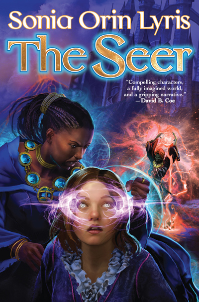 The Seer by Sonia Orin Lyris