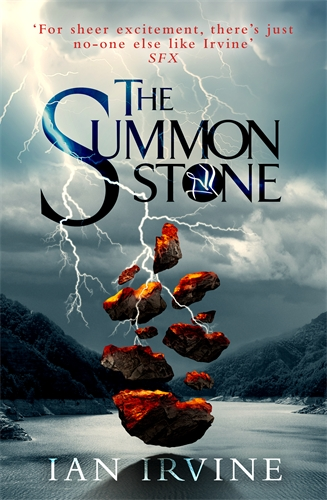 The Summon Stone by Ian Irvine