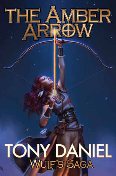 The Amber Arrow